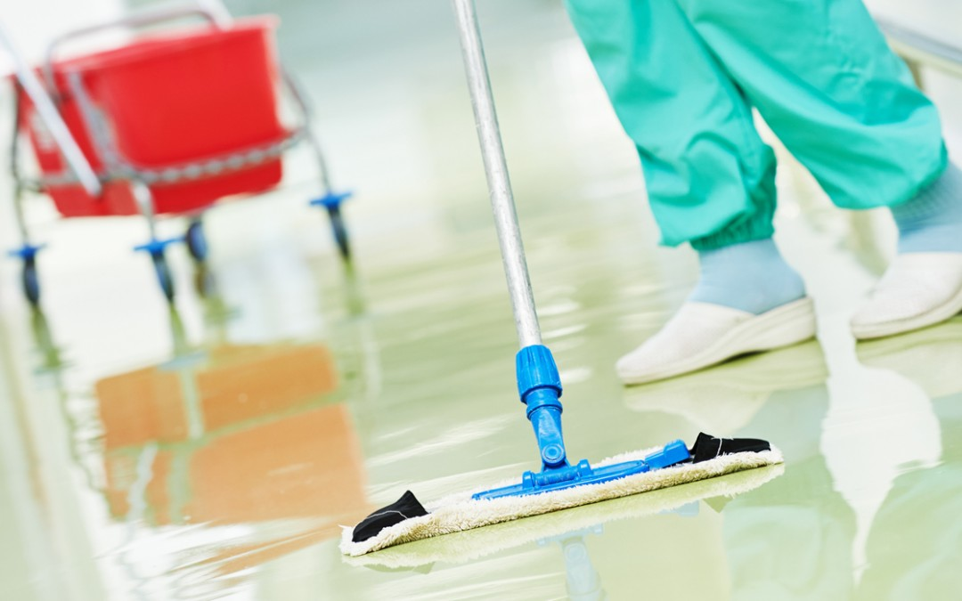 Disinfectant use in healthcare: A double-edged sword